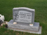 Davis, Mary Catherine (Cooper)